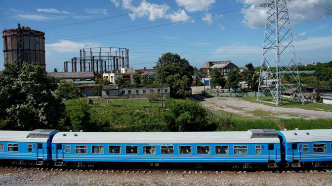 China, Russia to upgrade Cuba's Railway