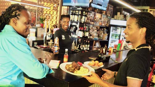New TV Channel celebrates Caribbean Restaurants