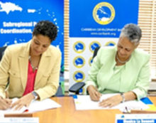 CDB, PAHO to support mental health after disasters