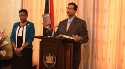 Trinidadian is newest CCJ Judge