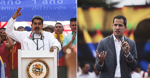 Guaido and Maduro to meet in Barbados