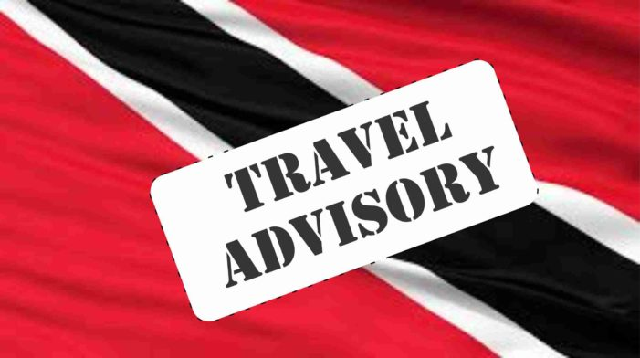 UK travel advisory for Trinidad and Tobago quite a contrast with US advisory