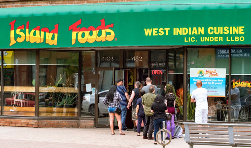 Island Foods closes Parkdale branch after 33 years
