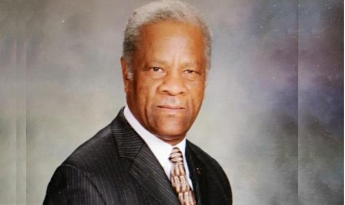 Funeral Service for Bishop Dr. Audley N. James
