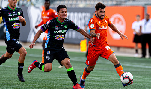 Hamilton Forge welds together historic CONCACAF League Win