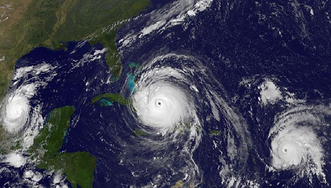 Increased Chance for Above-Normal Hurricane Season