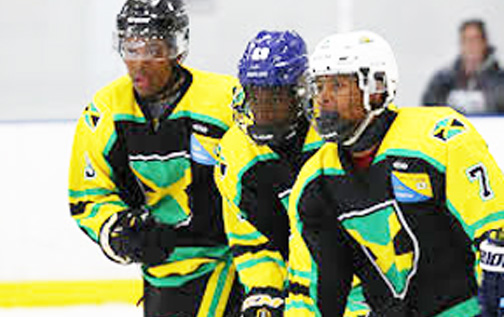 Jamaica beats defending champs Colombia in ice hockey