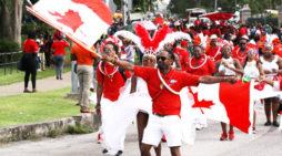 Canadian contingent makes lasting impact at CARIFESTA