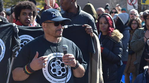 Anti-gun violence advocate says government funding misdirected