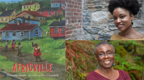 Two children's books win big in Toronto
