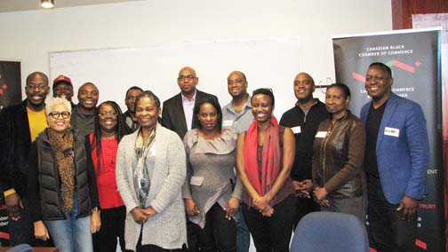 Canadian Black Chamber of Commerce workshop shows the way