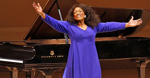 The majestic Jessye Norman dies at 74
