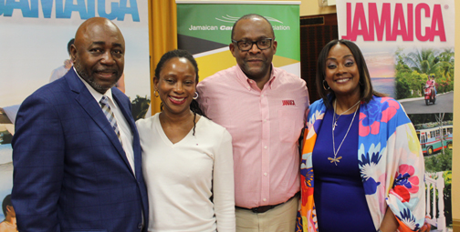 Jamaica Tourism delivers good news in Toronto