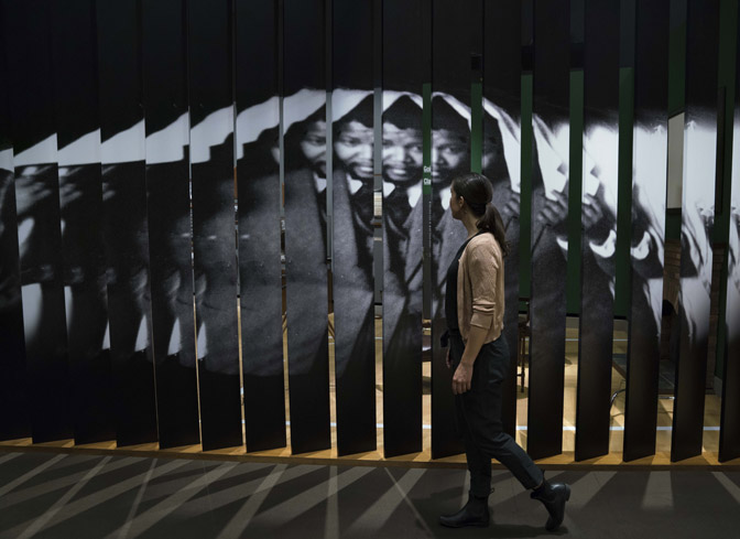 MANDELA exhibition opens in Toronto