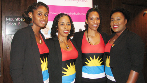 "Antigua's ""Team Antigua Island Girls"" comes to Toronto"