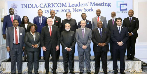 India commits millions for Caricom projects