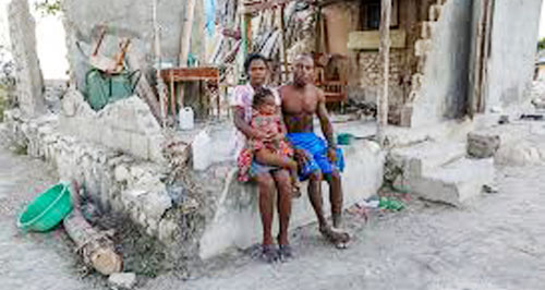 Haiti on verge of famine, starvation looms