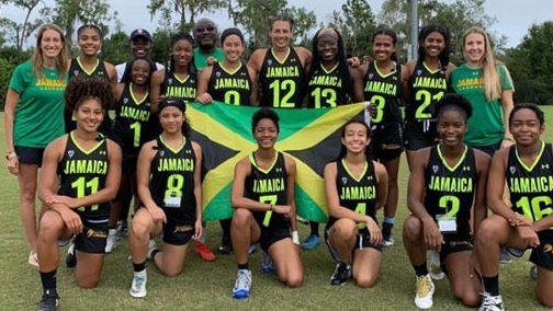 Jamaica women's lacrosse team makes history