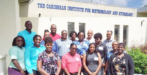 Strengthening Capacities in the Forecasting of Natural Hazards in the OECS