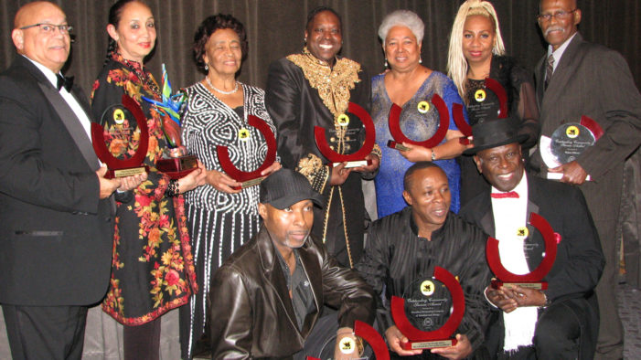 Scott-Pascal honoured at Dance Caribe 30th anniversary