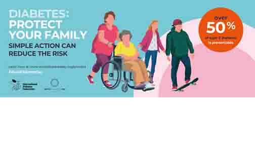OECS Commission Celebrates World Diabetes Day