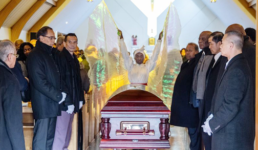 Caribana/TO Carnival's John Kam laid to rest