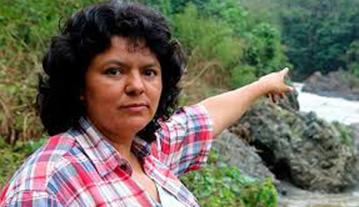 Fifty years jail for Honduran Berta Caceres' killers