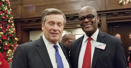 Mayor Tory has big housing and transportation plans for Toronto