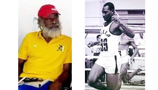 Jamaican Olympian Michael Fray's last farewell
