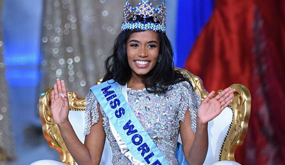 Miss Jamaica crowned 2019 Miss World