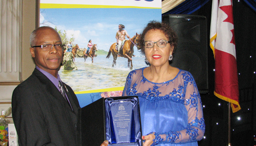 Locals celebrate 53 years of Barbados independence