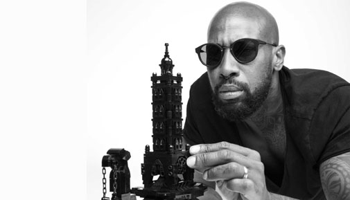 Using Black Lego to connect Africa's distant past to a distant future