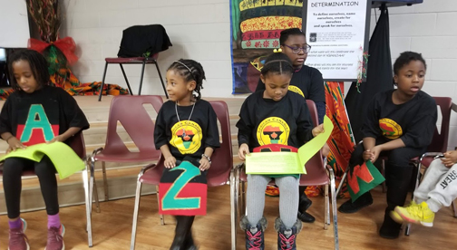 The African Canadian Heritage Association celebrates Kwanzaa