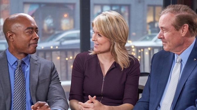 Nathan Downer's TV career takes an upward turn