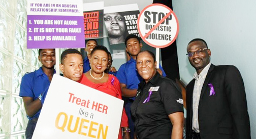 Jamaica to set up shelters for victims of gender-based violence