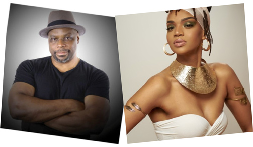 THE WARD CABARET: Jeremiah Sparks and Kaisha Lee are not to be missed