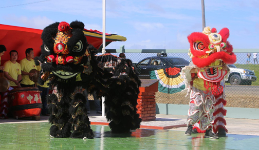 Guyana celebrates 166 years of Chinese Arrival
