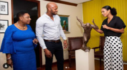 Asafa Powell's statue to be unveiled in Jamaica on Feb 9