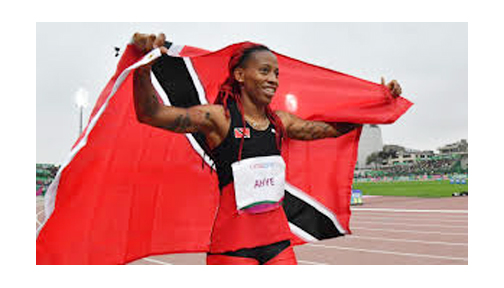 Trinbago sprinter Michelle-Lee Ahye banned for two years
