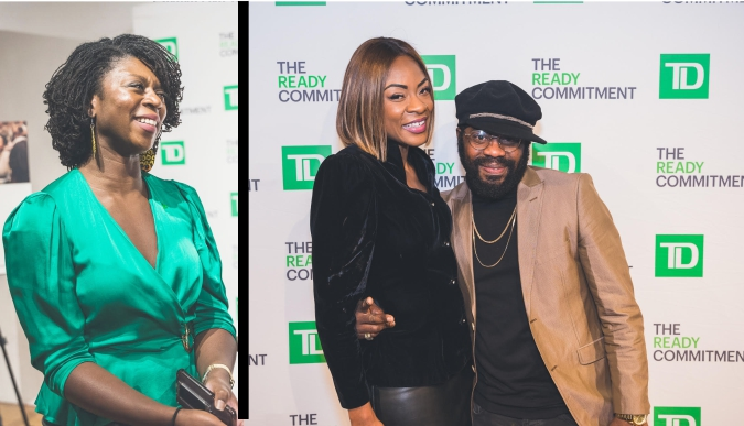 Jully Black production for TD Black History Month Series