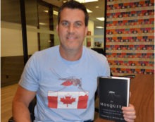 Canadian book on mosquitoes tells how the big itch came to the New World