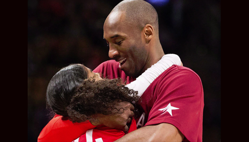 Outpouring of grief for Kobe Bryant's tragic death