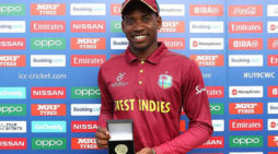 Bajan U-19 all-rounder leads Windies to win over England