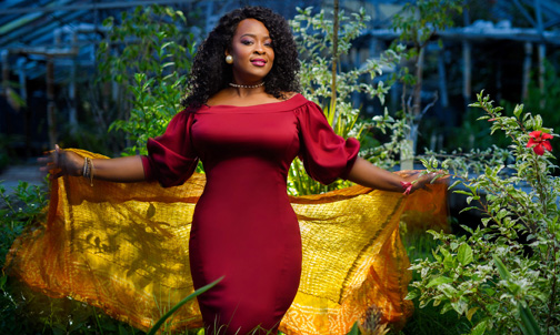 """Louisiana's red-hot singer Quiana Lynell coming to """"Jazz at the George"""""""