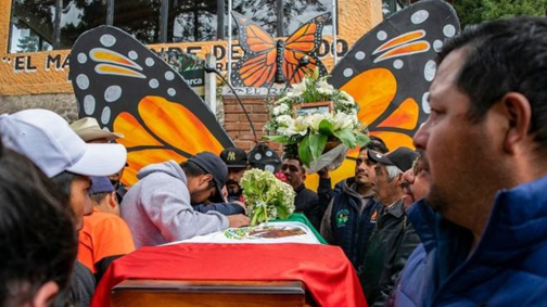 Second Mexico monarch butterfly activist found dead