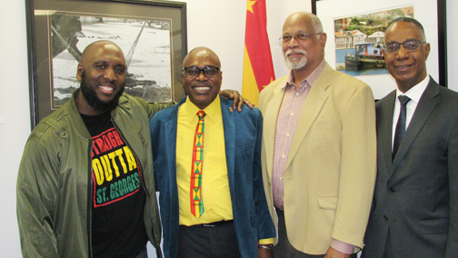 Grenada celebrates Independence and art in Toronto; PM talks about coronavirus at home