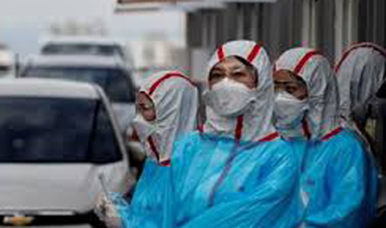 Jamaica turns to Cuban nurses to help cope  with Coronavirus