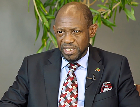 Opposition leader Dr Denzil Douglas files petitions  challenging polls
