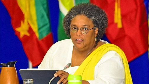 Barbados Prime Minister to hand over chairmanship  of CARICOM on Friday