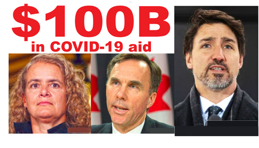 Federal bill with more than $100 B in COVID-19 aid is now law